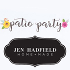 Patio Party de Jen Hadfield